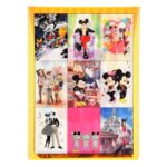DSJ Postcard Mickey Mouse 90th anniversary illustration collection gift postcard set A