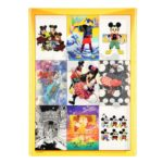 DSJ Postcard Mickey Mouse 90th anniversary illustration collection gift postcard set B