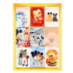 DSJ Postcard Mickey Mouse 90th anniversary illustration collection gift postcard set D