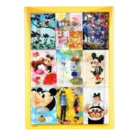 DSJ Postcard Mickey Mouse 90th anniversary illustration collection gift postcard set G