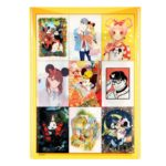 DSJ Postcard Mickey Mouse 90th anniversary illustration collection gift postcard set I