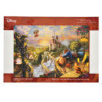 DSJ Beauty and the Beast Jigsaw Puzzle Thomas Kinkade