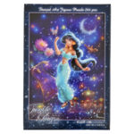 DSJ Jasmine Dazzling wish for freedom Jigsaw Puzzle Twinkle shower