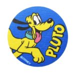 DSJ RETRO Pluto Sticker