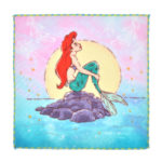 DSJ Ariel Mini Towel Embroidery SEA