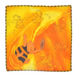 DSJ Winnie the Pooh Mini Towel Embroidery Bee