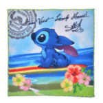 DSJ Stitch Mini Towel Embroidery Aloha
