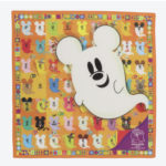 TDR Halloween 2019 Ghost Design Bandanna
