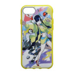 PCO Pokemon Trainers IIIIfi + ® iPhone8 / 7 / 6s / 6 Elesa (Kamitsure) & Zebstrika