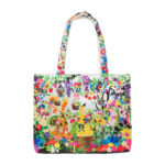 PCO Berry's forest Ghost's castle Reversible tote bag Forest