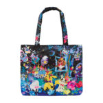 PCO Berry's forest Ghost's castle Reversible tote bag Castle