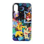 PCO Berry's forest Ghost's castle Soft Jacket for iPhone Xs / X Castle