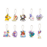 PCO Berry's forest Ghost's castle Acrylic charm collection Castle Blind Box