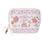 SRO Sewing Marroncream Tissue Pouch
