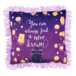 DSJ Rapunzel Lantern Night Cushion