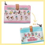 BEL Mickey and Friends Multi Pouch