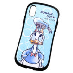DSJ iFace Donald Chip & Dale Smartphone Case Cover for iPhone X / XS Watercolor