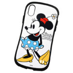 DSJ iFace Minnie Smartphone Case Cover for iPhone X / XS Mickey & Friends