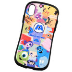 DSJ iFace Monsters Inc. smartphone case cover for iPhone X / XS