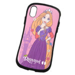 DSJ iFace Rapunzel Smartphone Case Cover for iPhone X / XS Girls