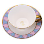 DSJ Chips Cups & Saucers Beauty and the Beast