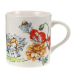 DSJ Fantasy Alice mug with lid