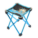 DSJ Donald Micro Easy Chair Blue