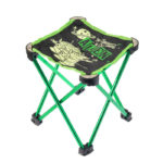 DSJ Little Green Men / Aliens Micro Easy Chair Green