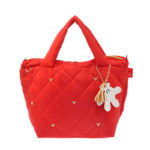 DSJ ROOTOTE Mickey Tote Bag Red LT Deli Quilt