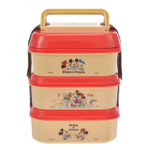 DSJ Mickey & Friends 3 Tier Lunch Box Picnic