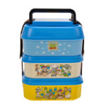 DSJ Toy story 3-level lunch box picnic