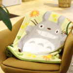 GHI My Neighbor Totoro Long Blanket : The breath of spring