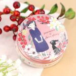 GHI STEAMCREAM Kiki's Delivery Service Jasmine & Ylang Ylang language of flowers of Jasmine