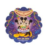 TDR Mickey and Minnie Screen Debut 2019 Sticker