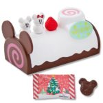 TDR Christmas 2019 SnoSnow Chocolate Covers Rice Puff