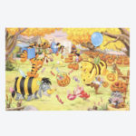 TDR Winnie the Pooh Pooh and Friends Postcard (Honey)