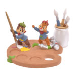 DSJ Chip and Dale AUTUMN COLLECTION Accessory Stand
