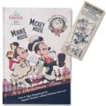 TDR Christmas 2019 It's Christmas Time Notebook