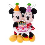 TDR Mickey and Minnie Screen Debut 2019 Plush Badge