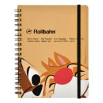 DSJ Close-Up Chip and Dale Delfinix Rollbahn Notebook (dup)
