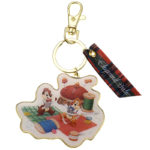 DSJ Chip and Dale AUTUMN COLLECTION Key Ring