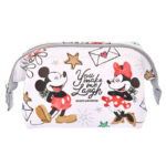 DSJ Holiday Mickey and Minnie Pouch