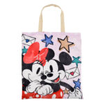DSJ Holiday Mickey and Minnie Eco Bag Shopping Bag