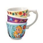 DSJ Alice and white rabbit Mug
