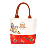 DSJ Holiday Chip and Dale Tote Bag