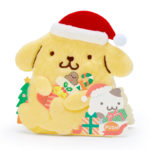 SRO Christmas and Multi cards Pompompurin Christmas Lights & Melody Cards Fluffy