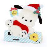 SRO Christmas and Multi cards Pochacco Christmas Lights & Melody Cards Fluffy