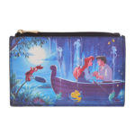 DSJ Favorite Story Little mermaid pouch flat