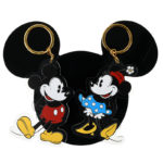 DSJ Mickey & Minnie Keyholder / Keychain Welcome back