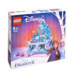 DSJ Frozen2 LEGO Elsa jewelry box